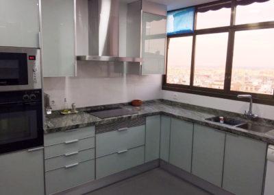 Reforma de cocina en Roquetes. Barcelona